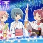 【マギアレコード】まどマギキャラ達の夏祭りバージョン姿がクッソかわぇぇぇ!!!