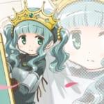 【マギレコ】シャフト制作の変身アニメーション原画が公開!第9弾『二葉さな』