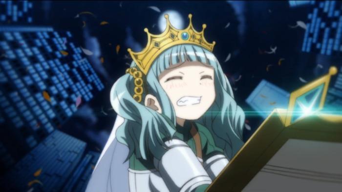 【マギレコ】さなの攻撃が怖すぎる...盾が冥界への扉みたいにwwww