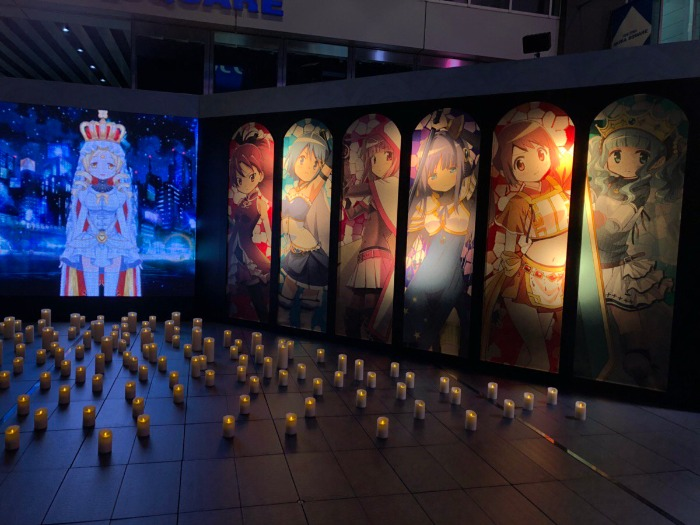 【マギレコ】イベント『ホーリークリスマス2017 in 秋葉原UDX』開催!さやかの実装フラグ...
