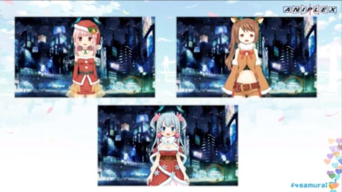 【マギレコ】クリスマス衣装で悩む...。チケット2枚...。