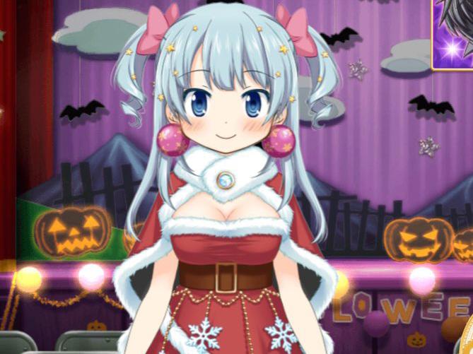 【マギレコ】レナのサンタコス衣装...破壊力ありすぎwwwww