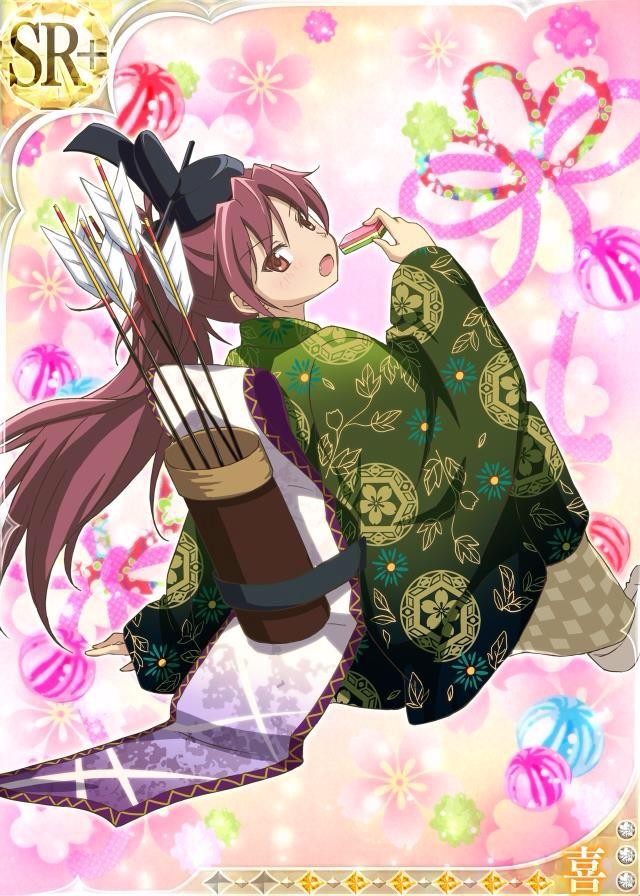 【マギレコ】ひな祭り感のある魔法少女ってこんな感じでOK?