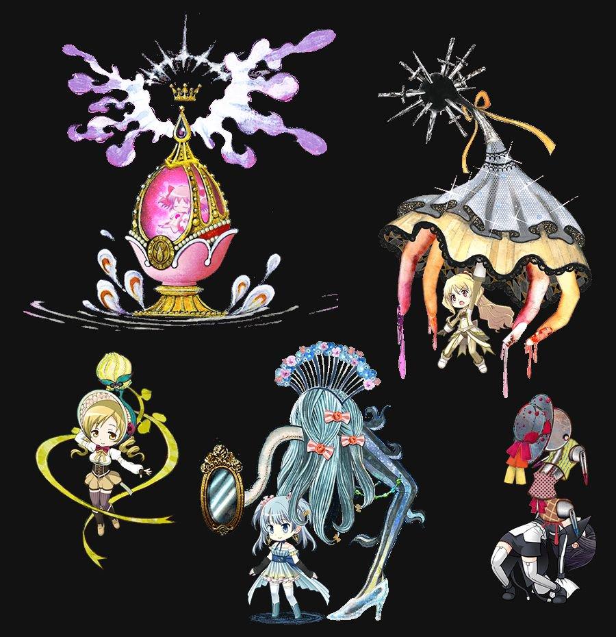 【マギレコ】神浜に入ればどんな魔法少女でもドッペルを使えるのか??